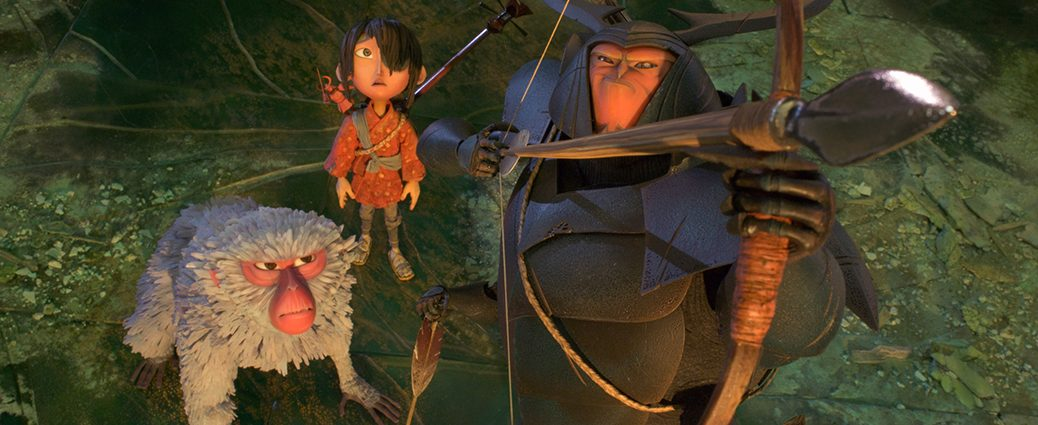 Kubo & The Two Strings (August 2016)